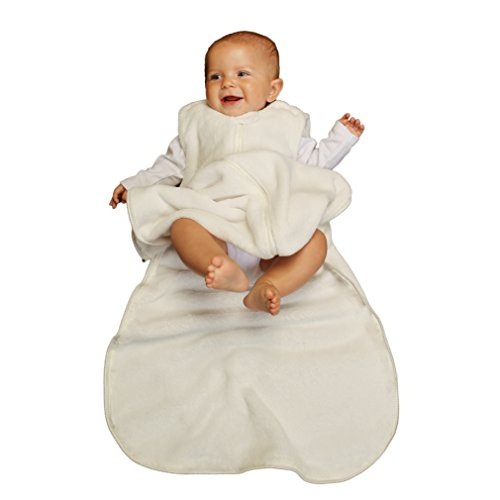 Gunamuna Classic Dreams Solid Plush Gunapod Wearable Blanket, Cocoon, Large