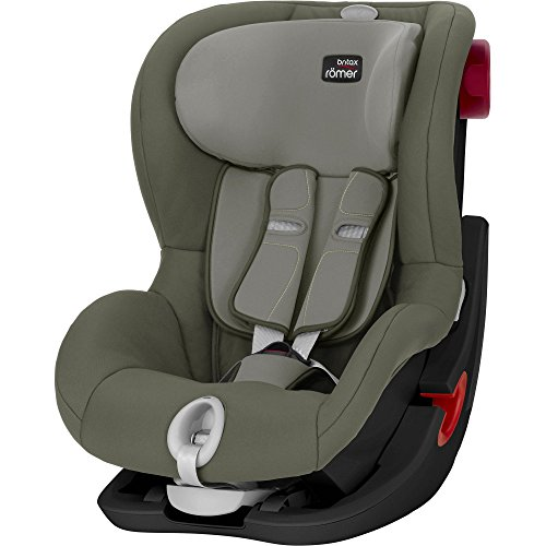 Britax Römer King II LS Black Series (Group 1, Olive Green)